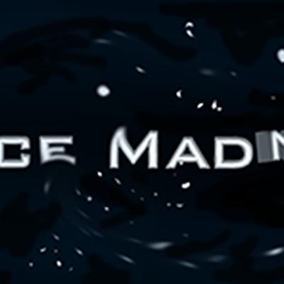 Kody mooneyham space madness logo 2
