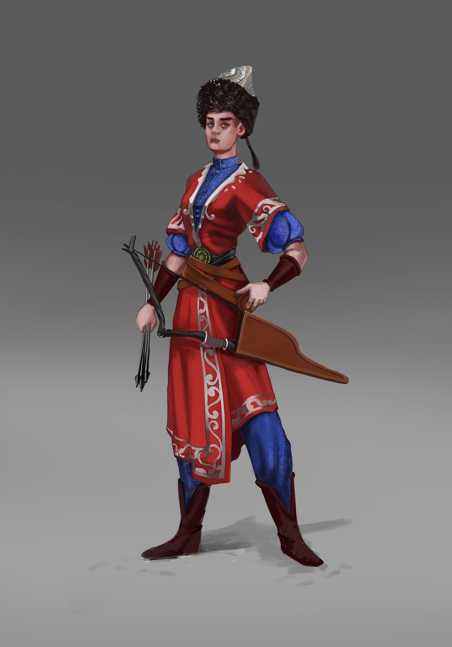 Ramasses romero archer