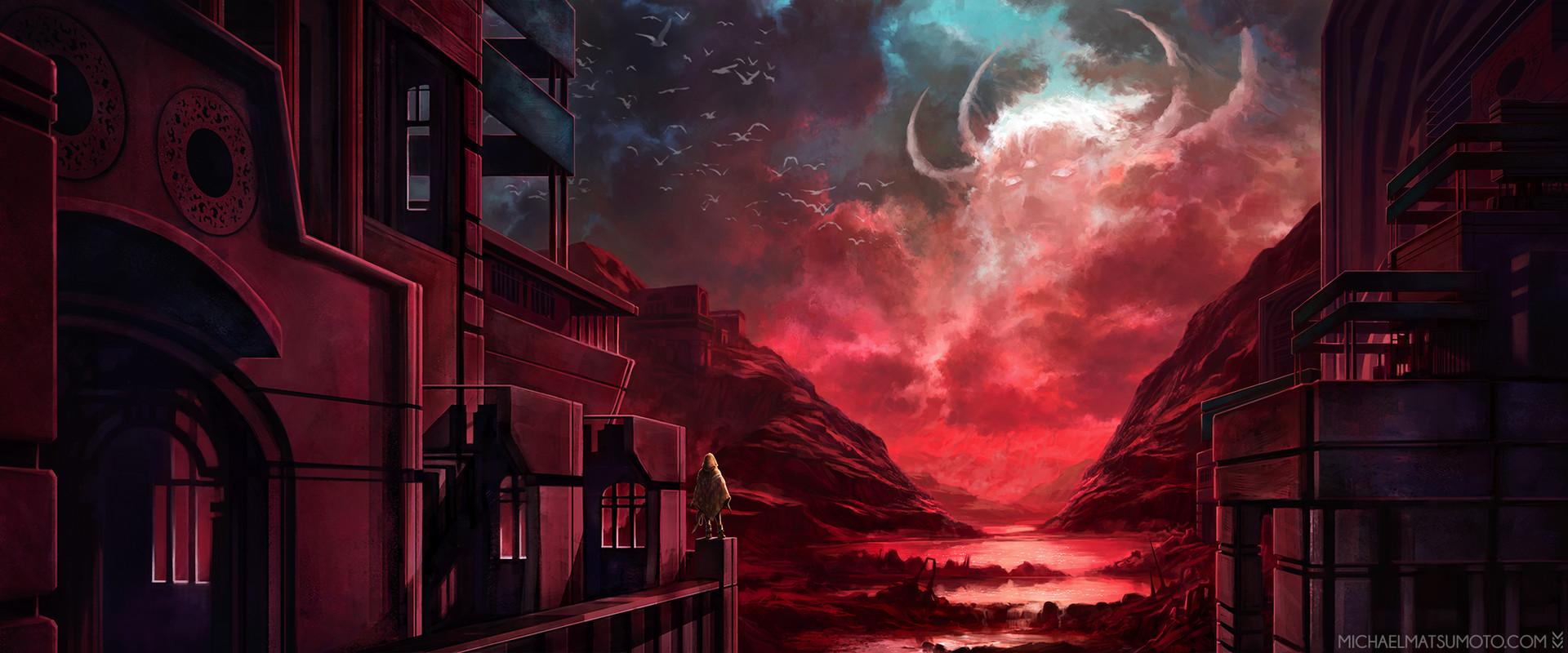Michael matsumoto celestial almighty watermark