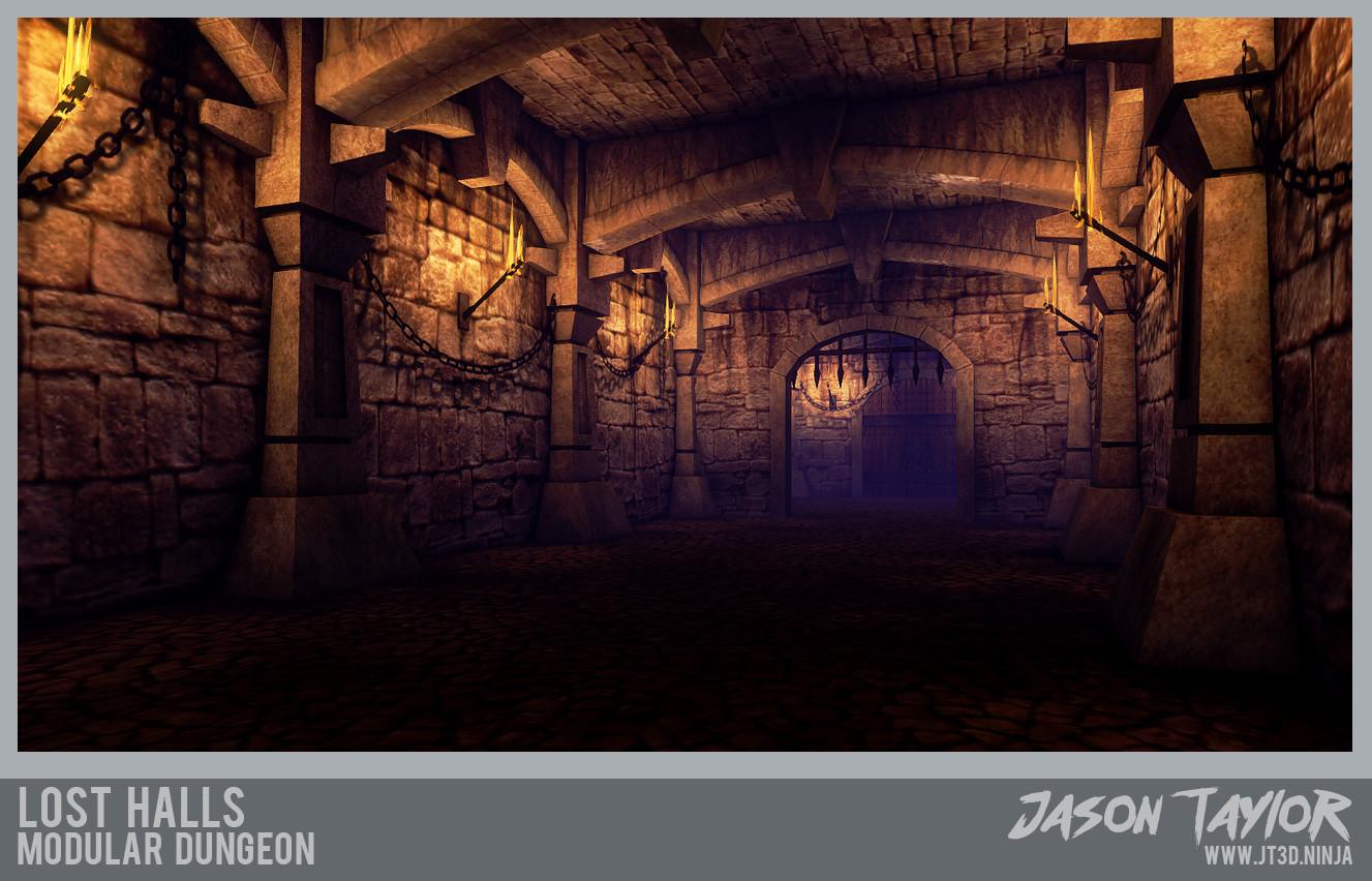 Jason taylor dungeon 01 01