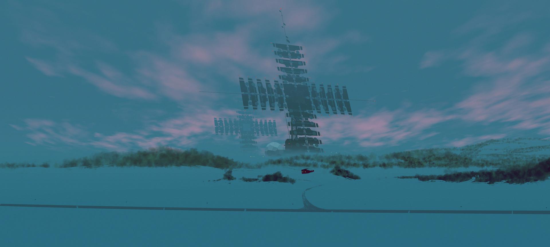 Nicodemus john mattisson signaltowers