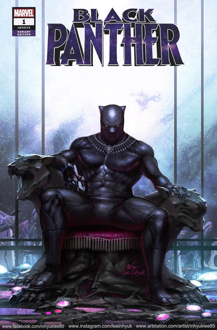 Inhyuk lee black panther1 6