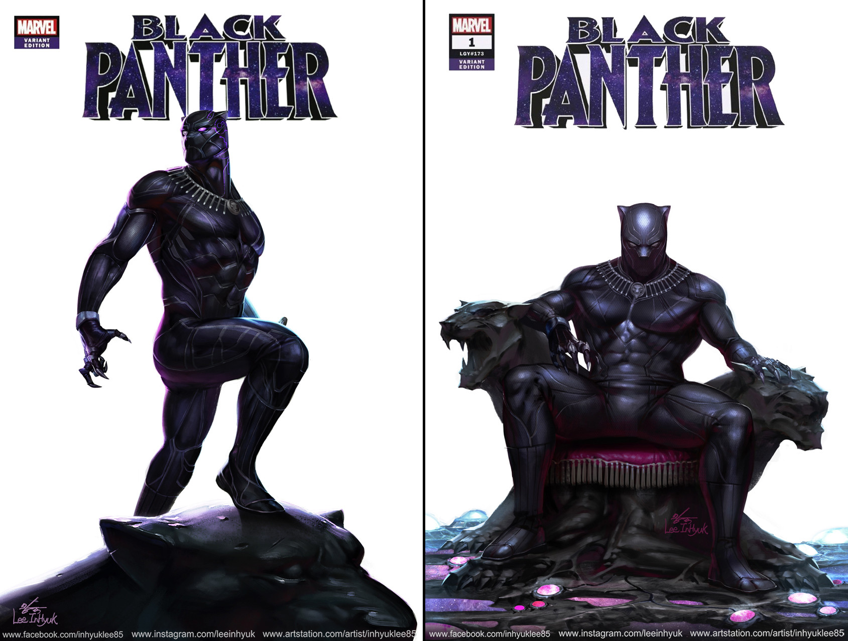 Inhyuk lee black panther 4