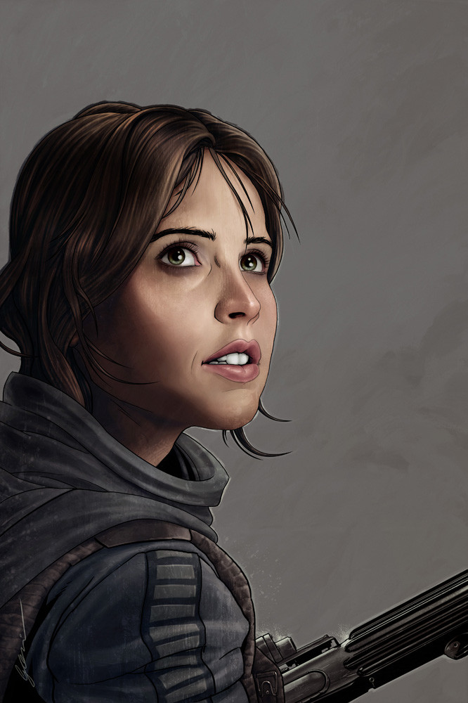 Rogue One WIP
