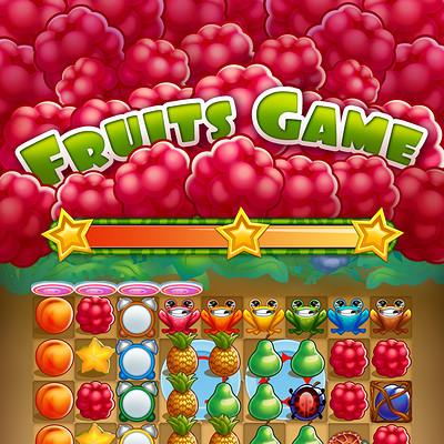 Enna lover fruits game