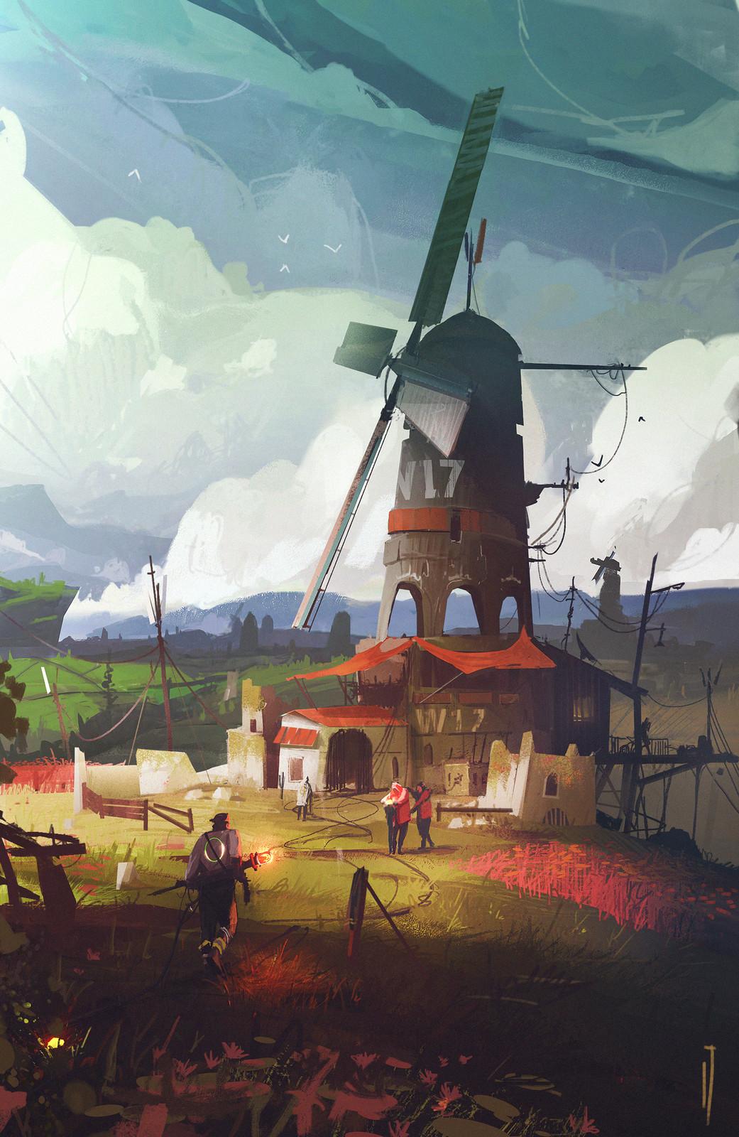 Windmill 17