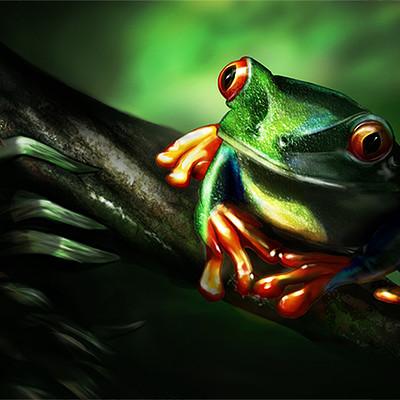 Monika larochelle ml froggy