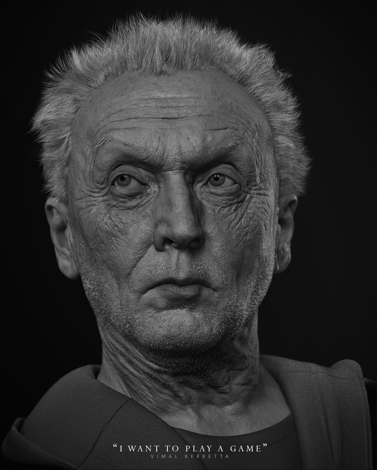 Jigsaw- John Kramer