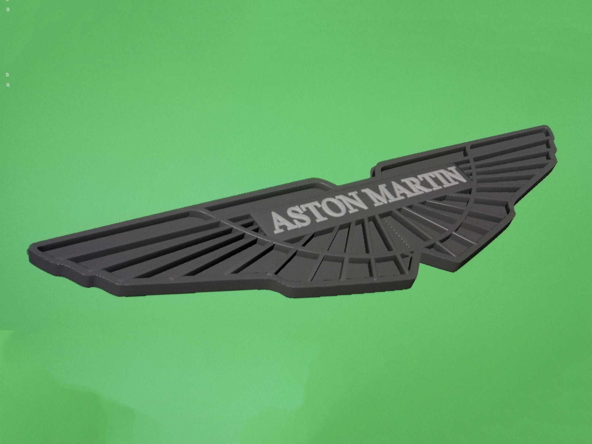 Suryaprakash A Aston Martin Vulcan 2015