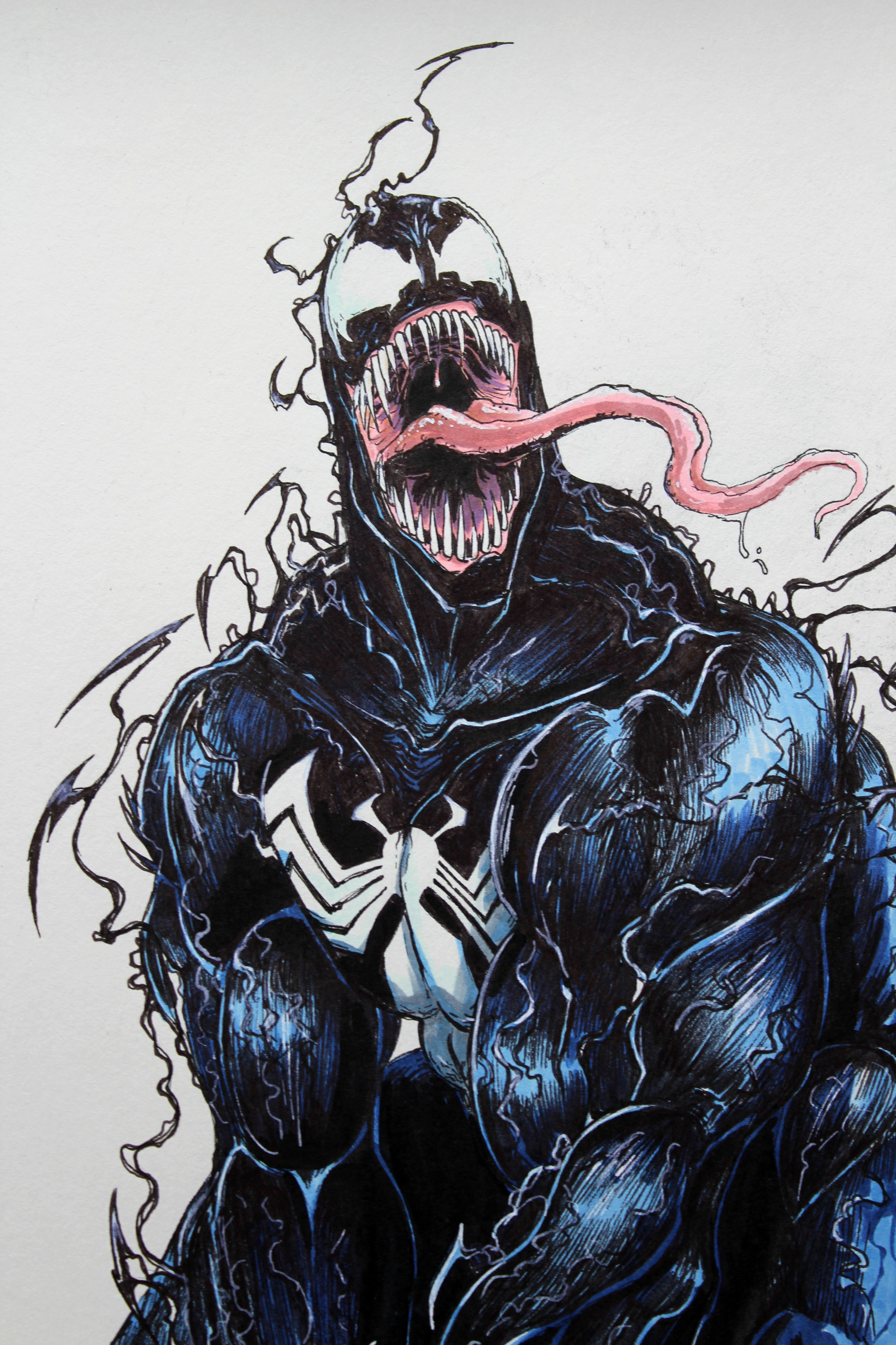 Dan clement venom final 2