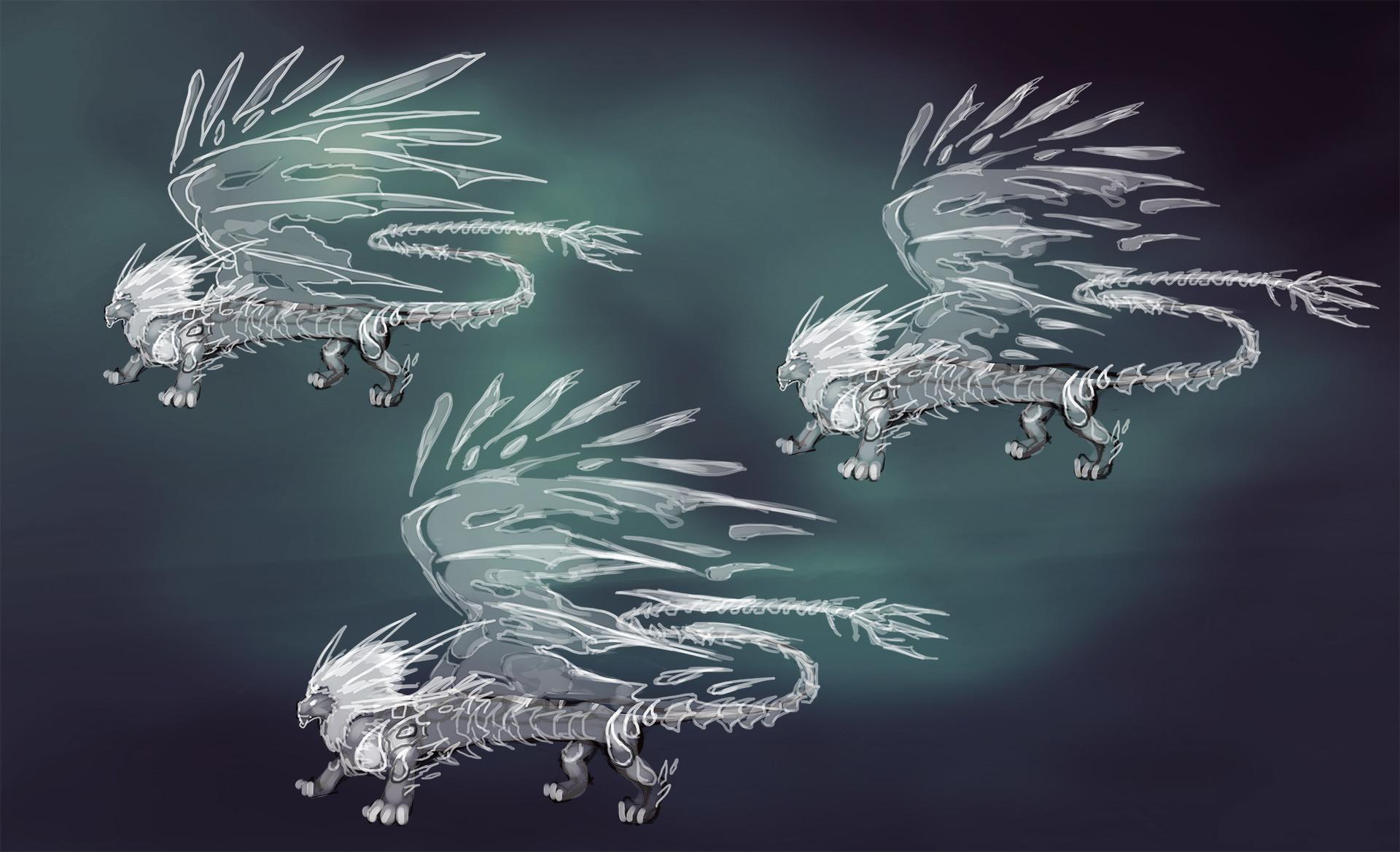 Orm irian icelion01