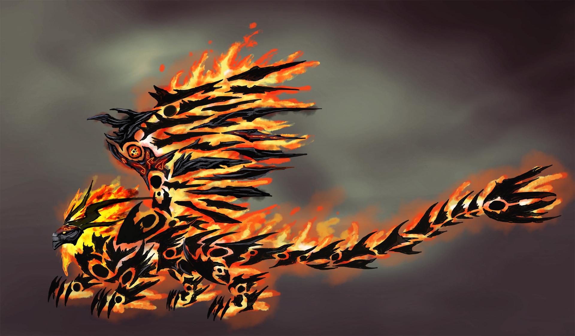 Orm irian firelion11