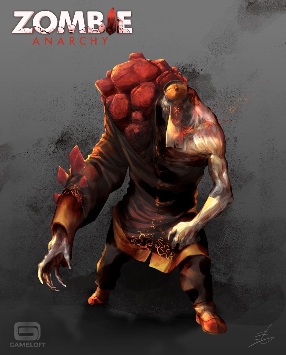Zombie Anarchy #6