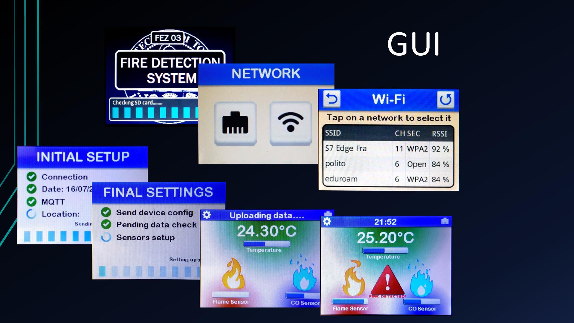 Artstation Gui Design Iot Embedded Device Luca Micelli