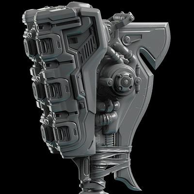 Kolby jukes gravity hammer 01