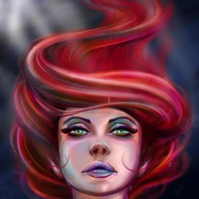 Mauro fanti underwater fire 2 2