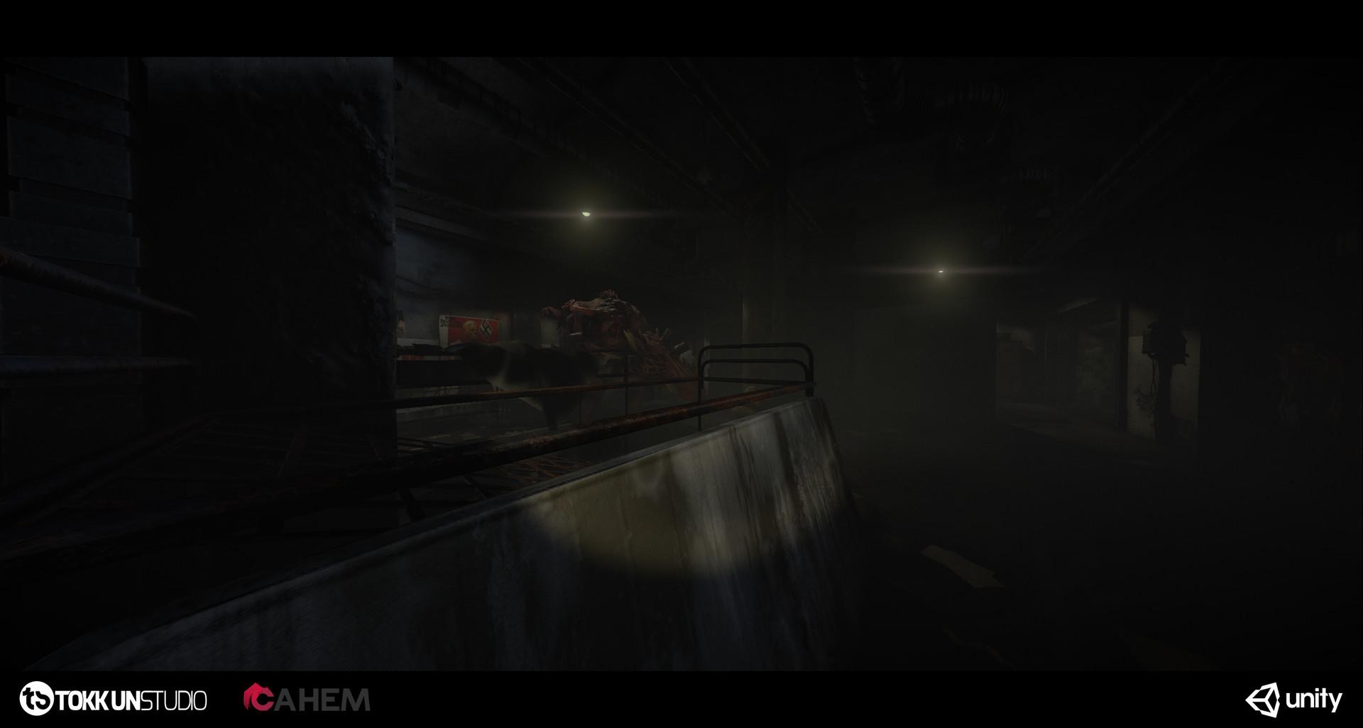 Tokkun studio bunker shot 11