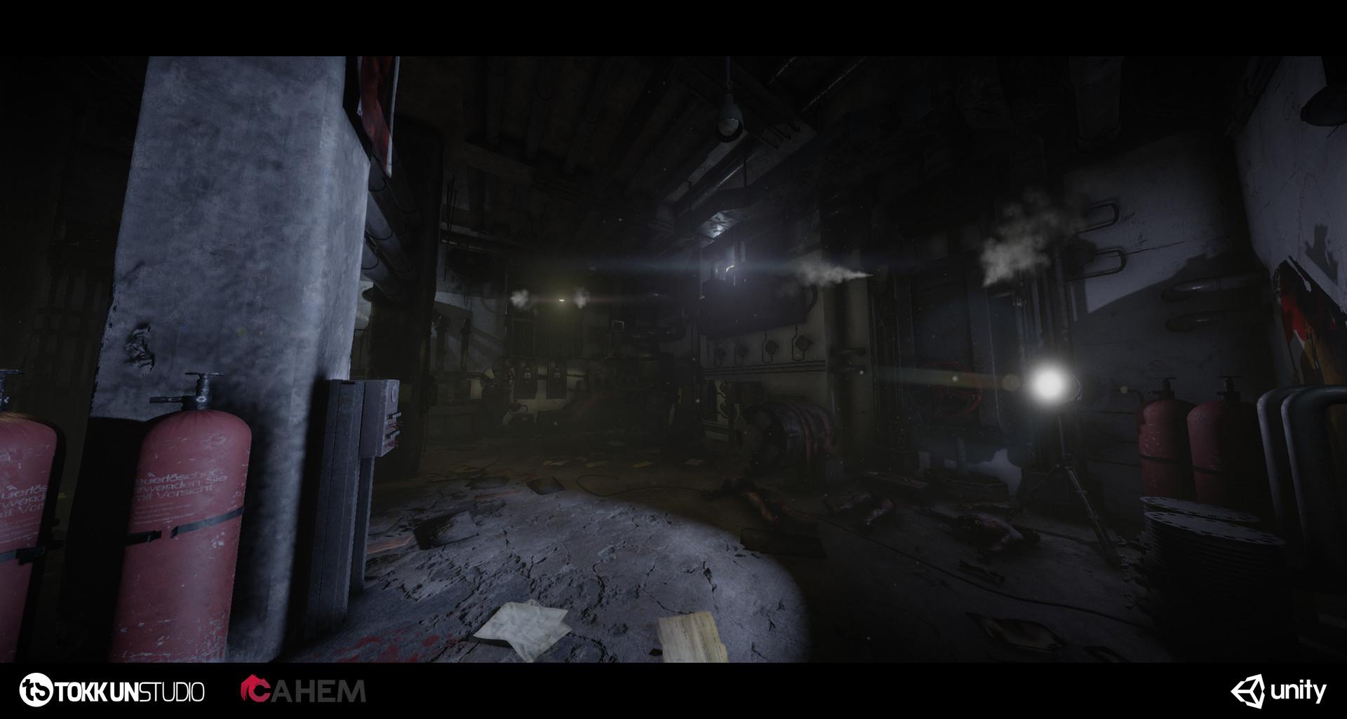 Tokkun studio bunker shot 16