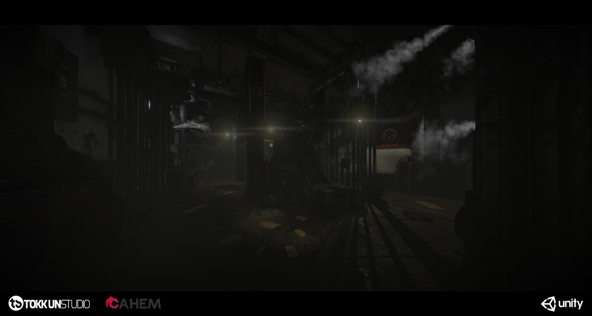 Tokkun studio bunker shot 20