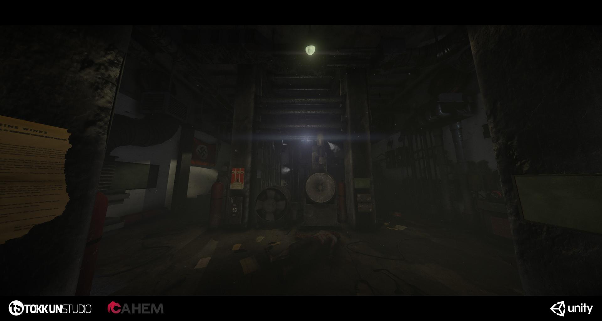 Tokkun studio bunker shot 22