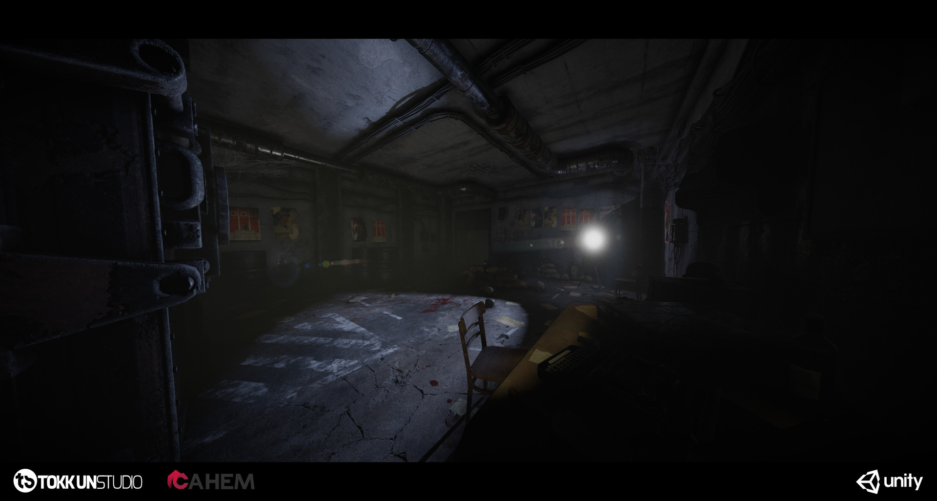 Tokkun studio bunker shot 33