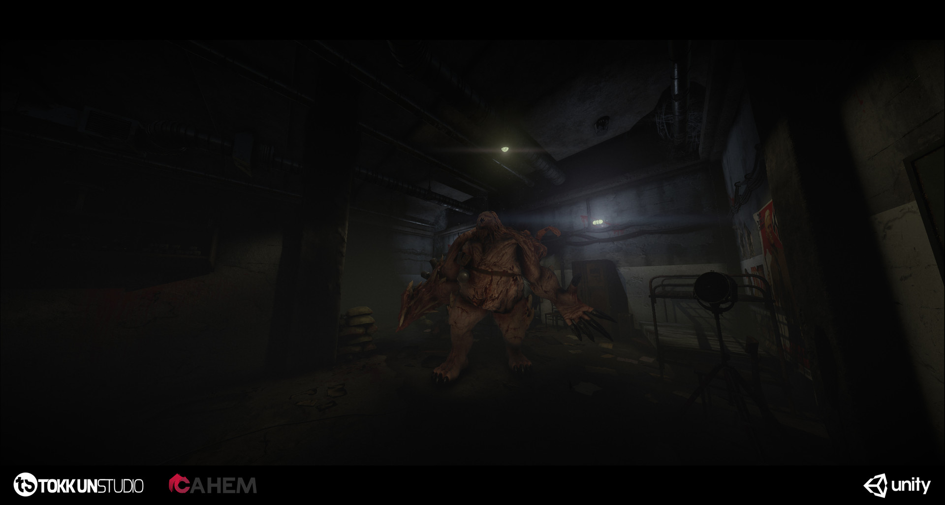 Tokkun studio bunker shot 34