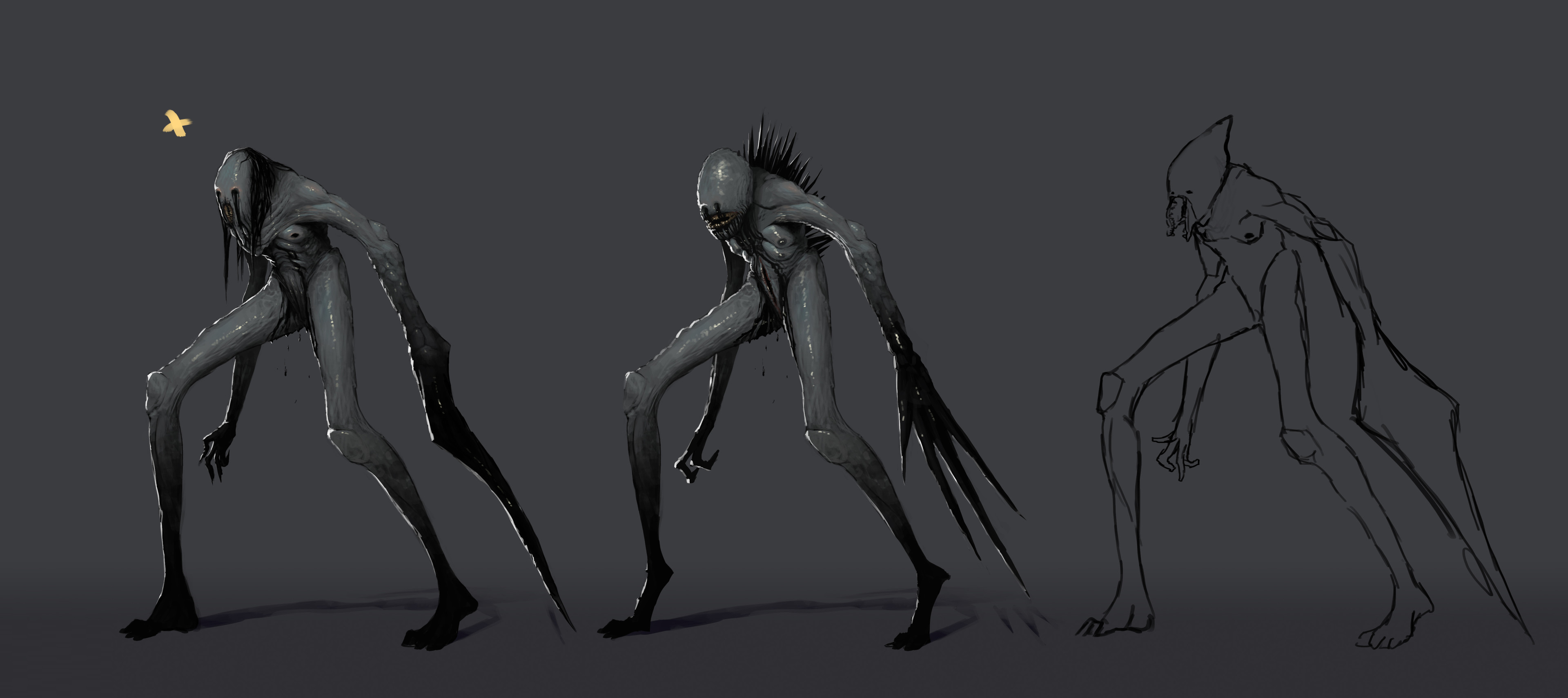 Character iterations