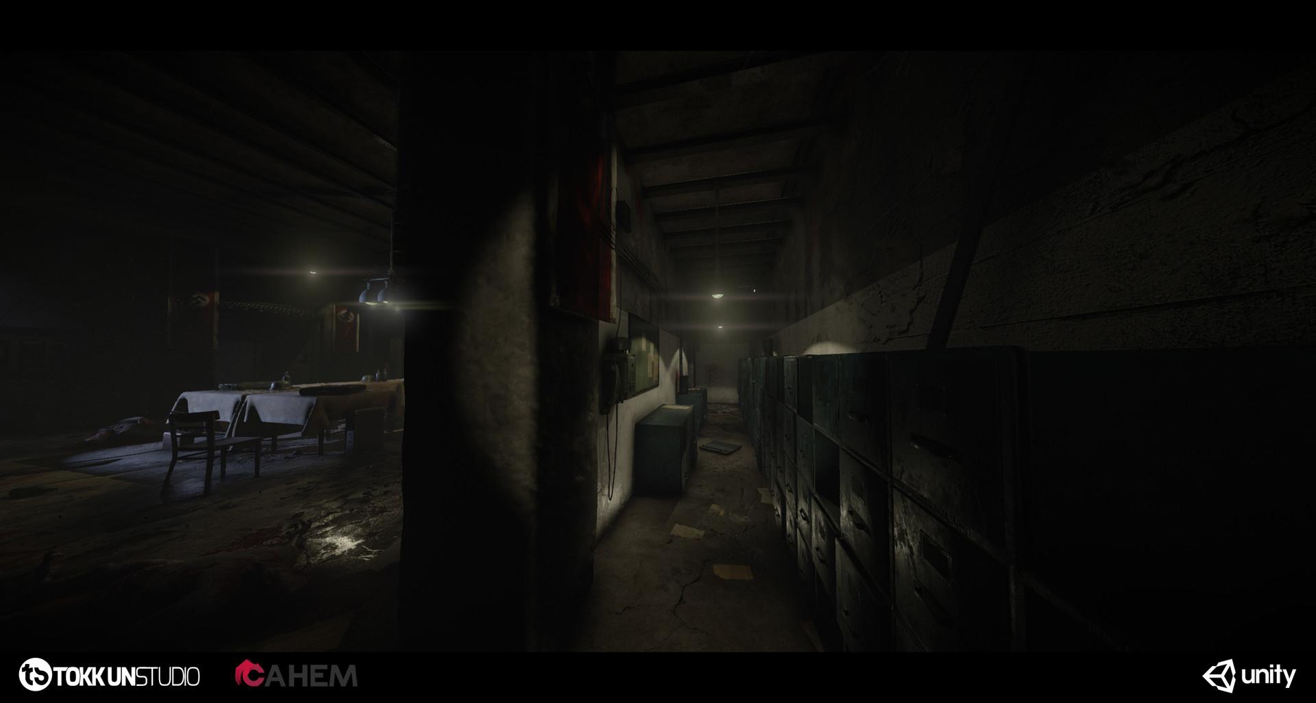 Tokkun studio bunker shot 41