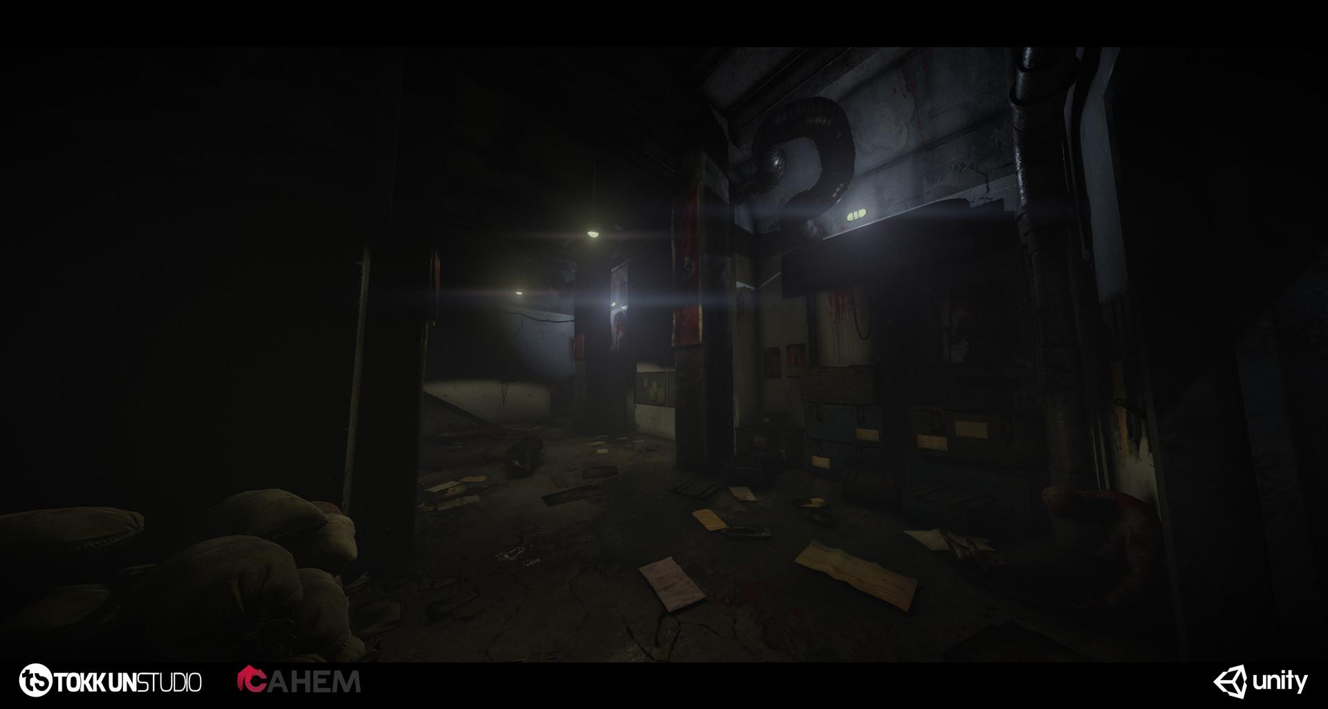 Tokkun studio bunker shot 36