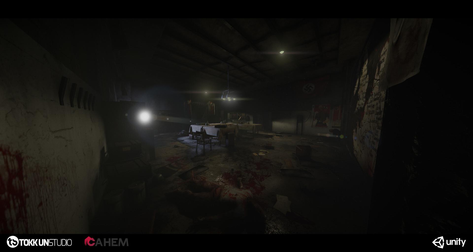 Tokkun studio bunker shot 42