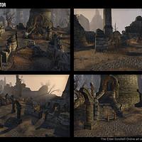 ArtStation - Warhammer 40K: Dark Millenium Online, Sarah Tempas