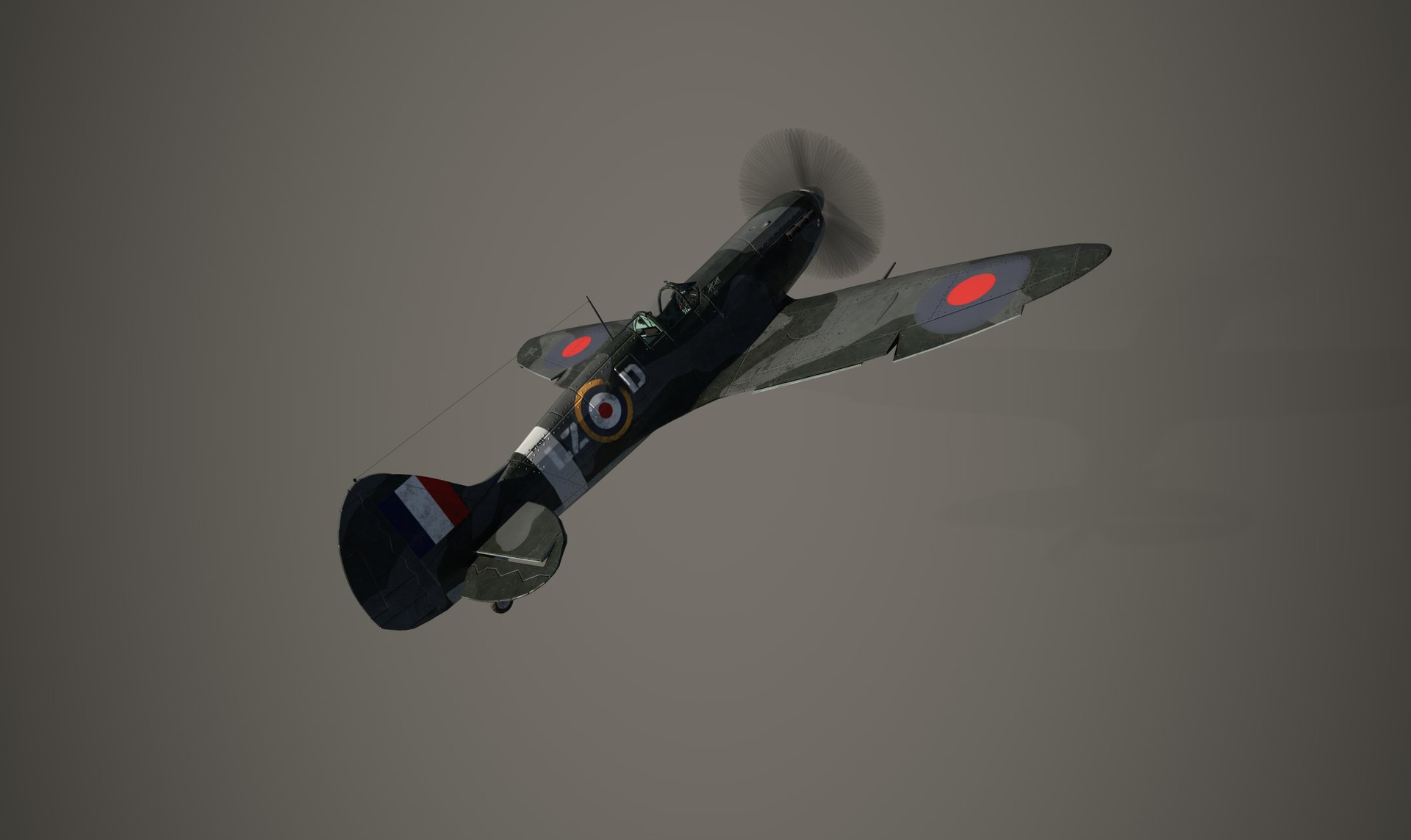 Georgia arnoup spitfire wpb 000 3