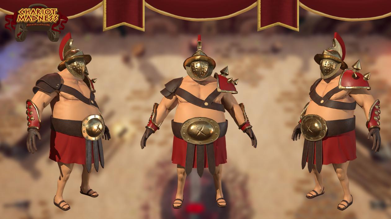 Mattias rosquist gladiator