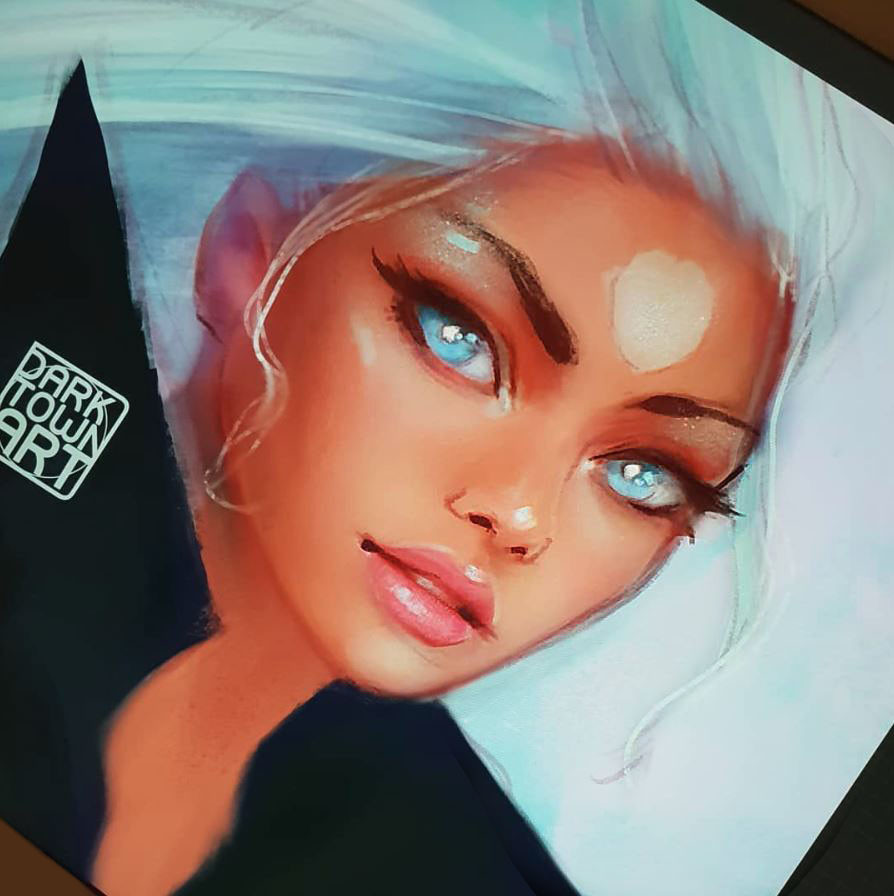 NIMA for Ross Tran #nimaredraw