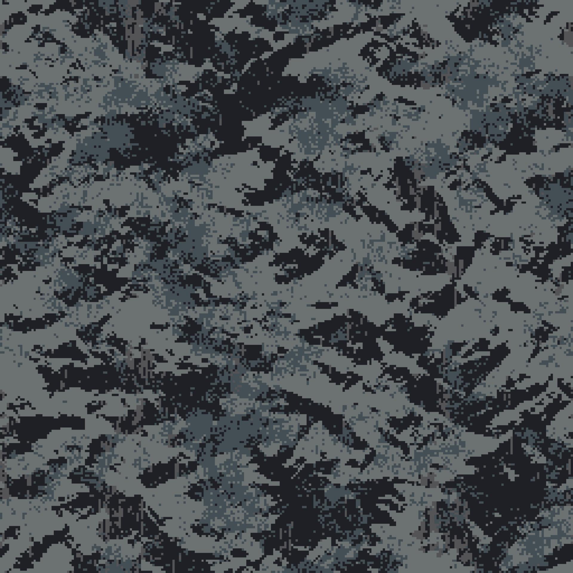 ArtStation - Procedural Digital Camo Pattern Tutorial