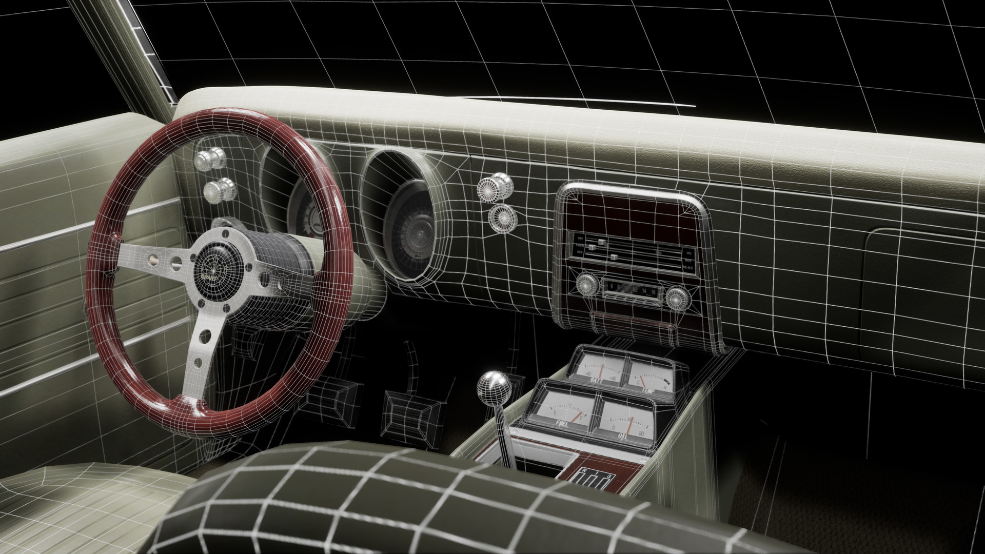 Steven m turner interior wireframe 4