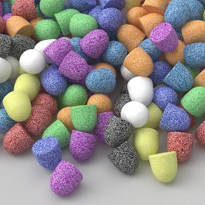 Gummy Pile