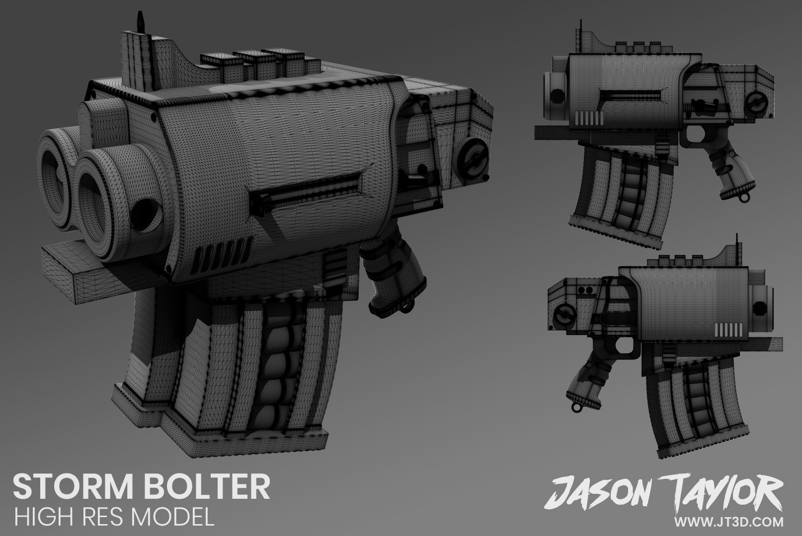 Storm bolter wireframes