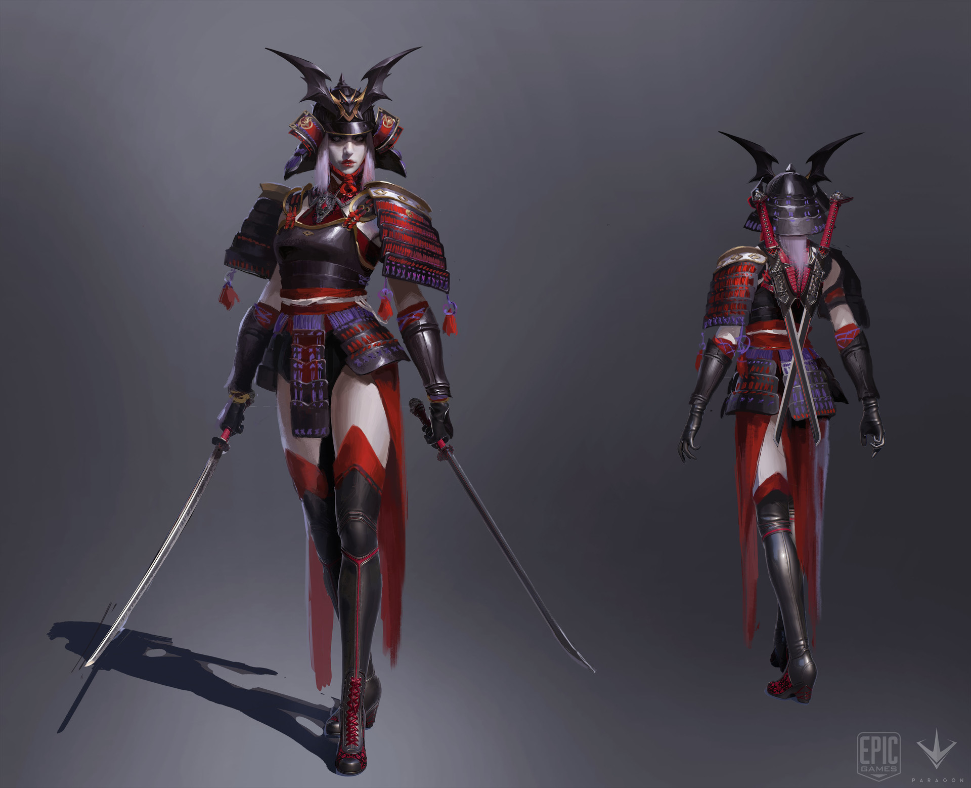 18.Countess samurai