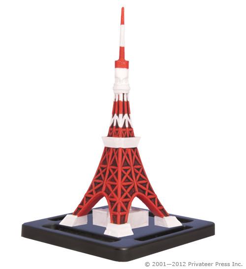 Ben misenar tokyo tower