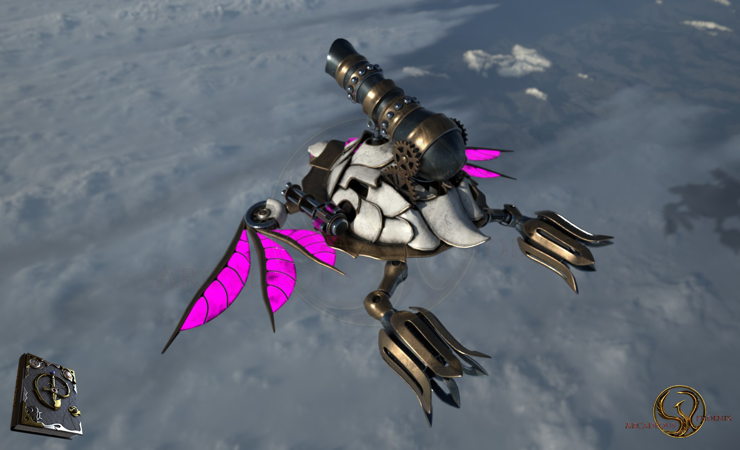 Arcadeous phoenix 2