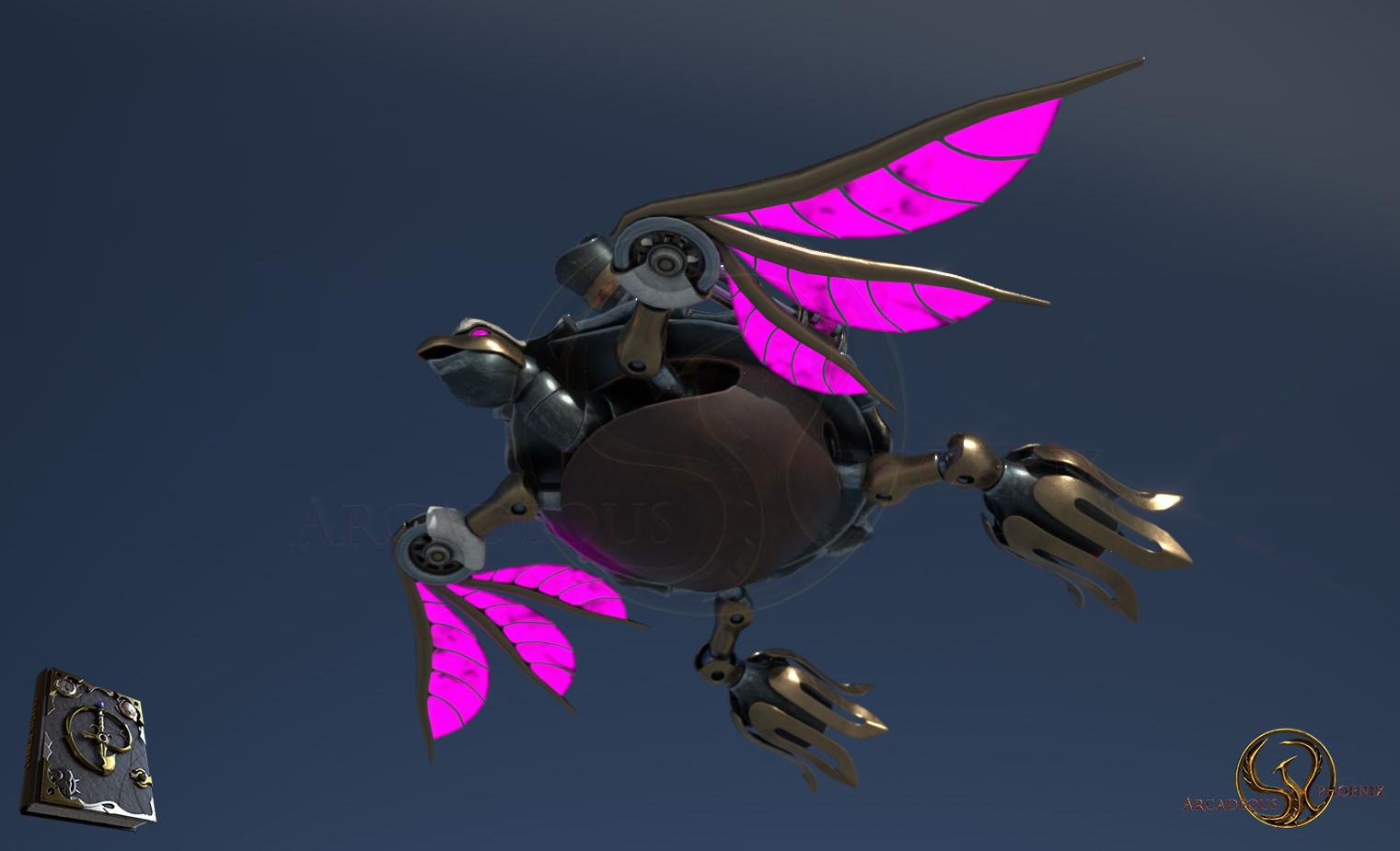 Arcadeous phoenix 4