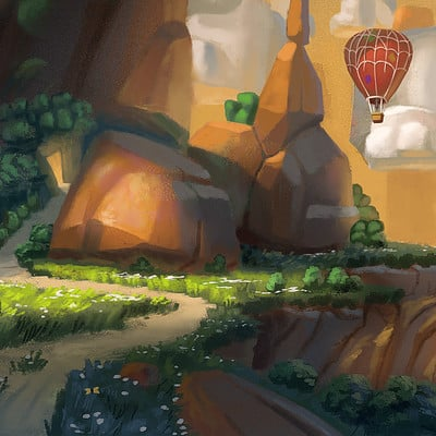 Travis lacey environment desert theme2