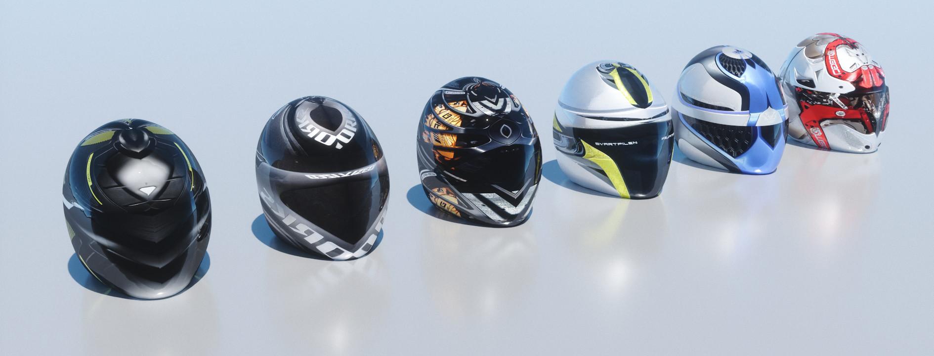 Oleg zherebin helmets2