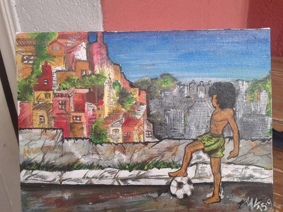 ArtStation - Rio`s perspectives from the favela, Marco Lértora Alegría
