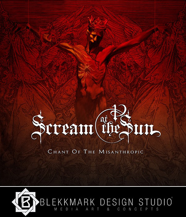 Scream at the Sun - Chant of the Misanthropic