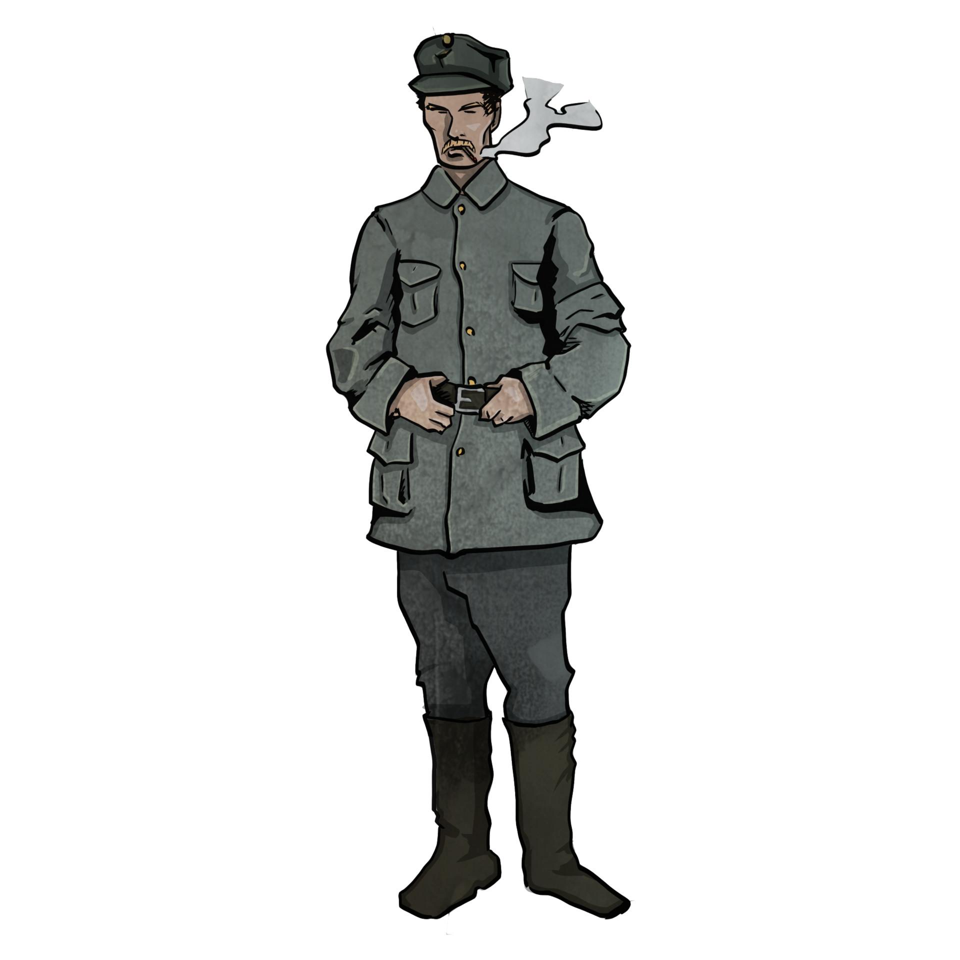 Riku rantala officer