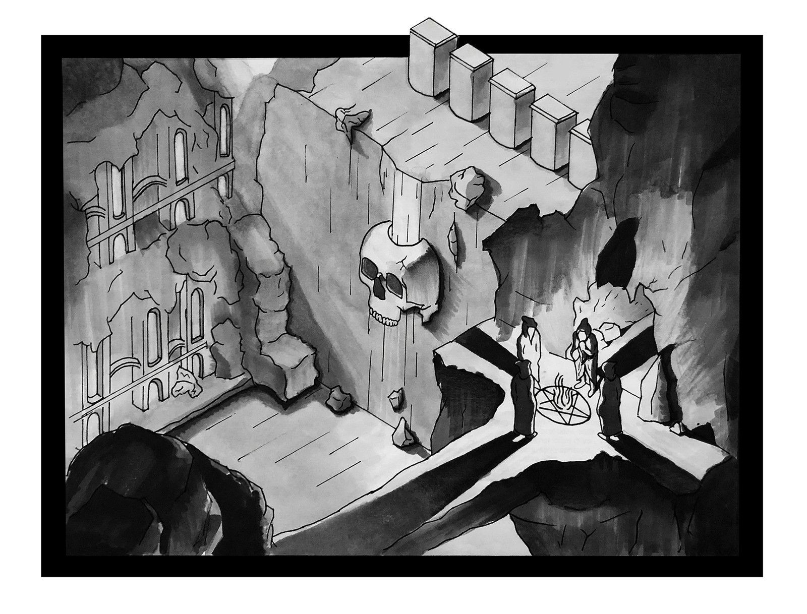Perspective Environment 03