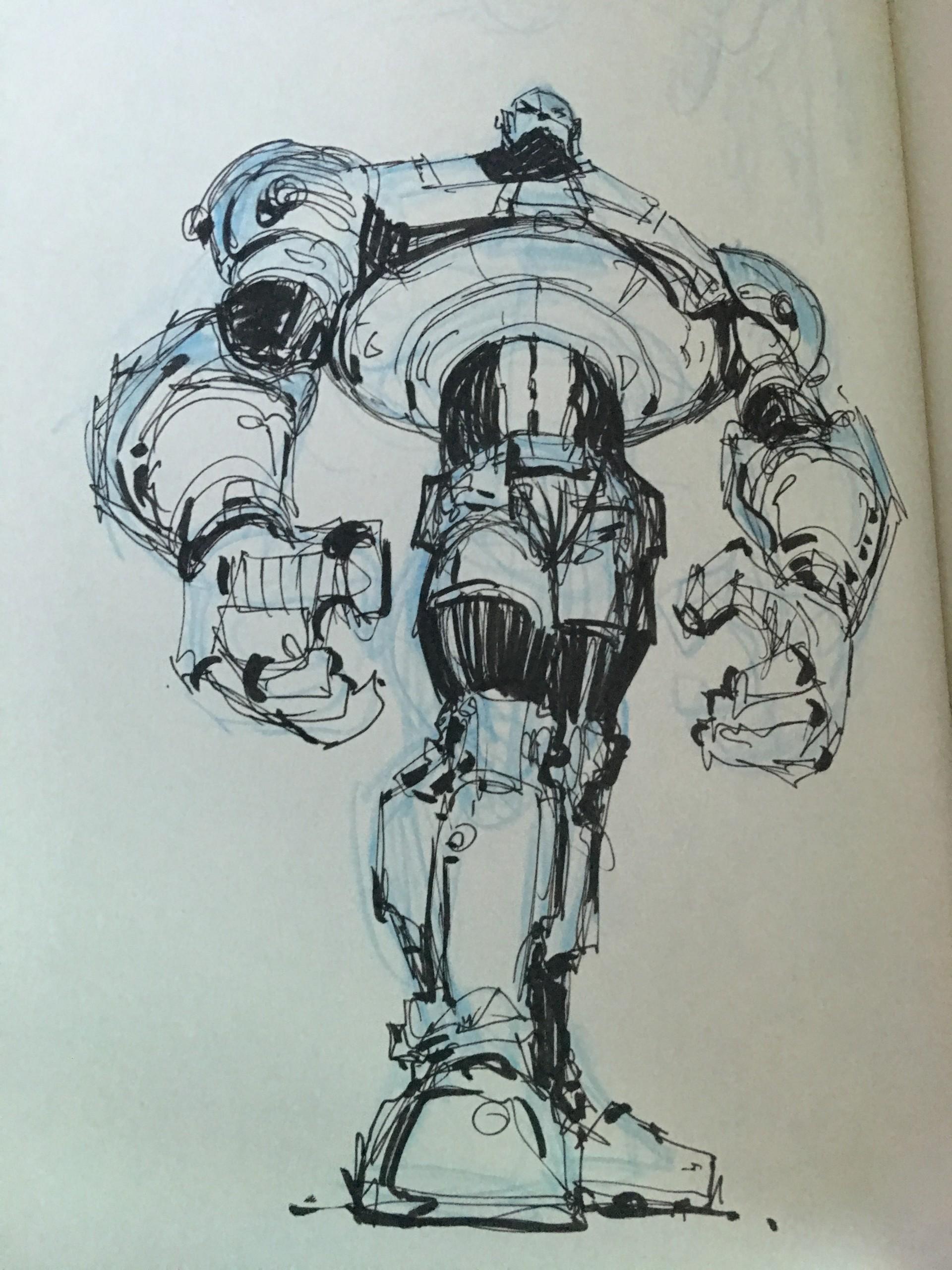Rough Cyborg