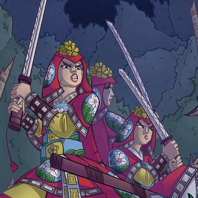 Jason licht korean warrior006